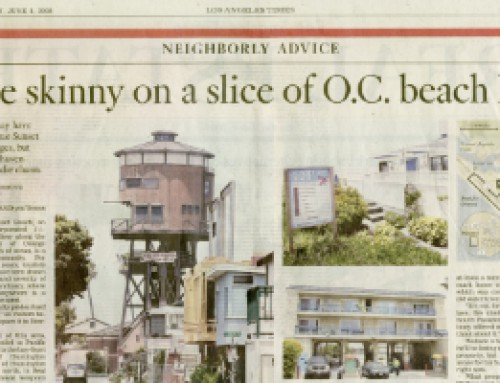 The skinny on a slice of O.C. beach life