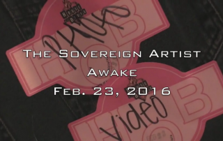 The Sovereign Artist Awake Feb 23 2016