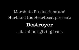 Hurt and Heartbeat present Destroyer