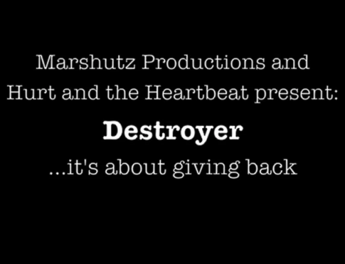 Destroyer, It's about giving back
