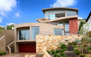 A Laguna Beach mansion home without the mass