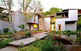 Contemporary craftsmanship home in Escondido