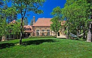 Century-like home in Lake Arrowhead Estate