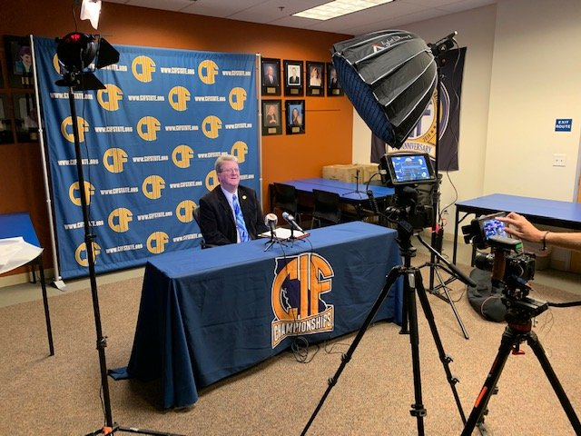 CIF Championships interview by Marshootz Productions